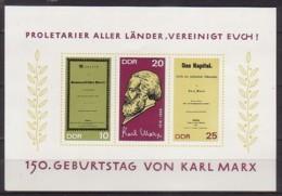 DDR  , Block 27 , Xx  (4422) - [6] République Démocratique