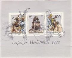 DDR  , Block 95 , O  (4379) - [6] République Démocratique