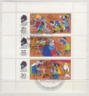 DDR  2096/98 KB , O  (4381) - [6] République Démocratique