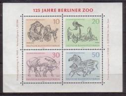 Berlin, Block 2  Xx  (4322) - Blocks & Sheetlets