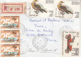 Lettre De MALAGASY - Madagascar