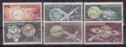 Raumfahrt, CSSR  1396/01 , O  (4050) - Space