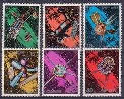 Raumfahrt, N.K.   1492/97 , O  (4056) - Space