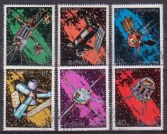 Raumfahrt, N.K.   1492/97 , O  (4057) - Space