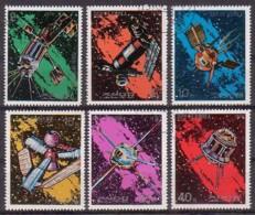 Raumfahrt, N.K.   1492/97 , O  (4059) - Space
