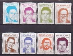 Nicaragua  2901/08 , O  (4860) - Nicaragua