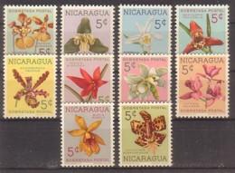 Nicaragua, Blumen  Z61/70 , Xx  (4889) - Nicaragua