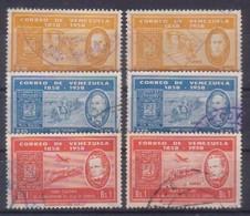 Venezuela  1292/97 , O  (4901) - Venezuela