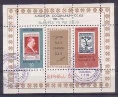Türkei  Bl. 20 , O  (4917) - 1921-... République