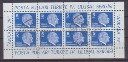 Türkei  2482 KB , O  (4916) - 1921-... République
