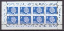 Türkei  2482 KB , Xx  (4915) - 1921-... République