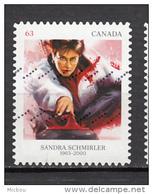 Canada, Femme, Woman, Sandra Schmirler, Curling, Médaille D'or, Gold Medal, Jeux Olympiques De Nagano Olympic Games - Hiver