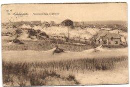 Oostduinkerke - Panorama Dans Les Dunes - Oostduinkerke