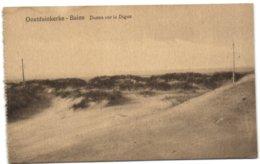 Oostduinkerke - Bains - Dunes Sur La Plage - Oostduinkerke
