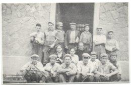 Ecaussinnes Et Son Passé - L'école D'apprentissage De La Carrière De Scouflèny En 1948 - Ecaussinnes