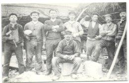 Ecaussinnes Et Son Passé - Les Tailleurs De Pierres - Une Carrière Avant 1914 - Ecaussinnes