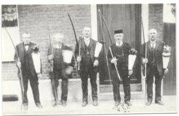 Ecaussinnes Et Son Passé - Société Royale De Tir à L'Arc Saint-Sébastien De Marche-lez-Ecaussinnes - Ecaussinnes