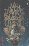 Télécarte  Japon / 330-55711 - CULTURE RELIGION - BOUDDHA - Japan Phonecard - BUDDHA - 314 - Culture