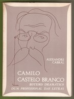 Famalicão - S. Miguel De Seide - Camilo Castelo Branco Roteiro Dramático - Alexandre Cabral - Books, Magazines, Comics