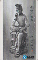 Télécarte  Japon / 110-125426 - CULTURE RELIGION - BOUDDHA - Japan Phonecard - BUDDHA - 318 - Culture