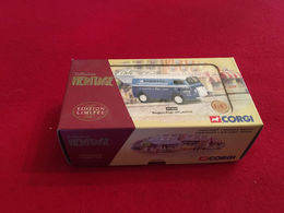 Peugeot D3A Atlantic 1/43 Corgi Édition Limitée 2000 Pcs - Corgi Toys