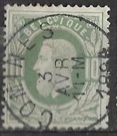 8S-787: N°30: COMINES - 1869-1883 Leopold II