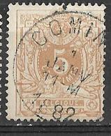 8S-786: N°28: COMINES - 1869-1888 Lion Couché