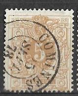 8S-785: N°28: Dc: COMINES - 1869-1888 Lion Couché