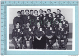 East Angus, Quebec - Club De Hockey St-Louis De France Vers 1960   - CPM - Autres