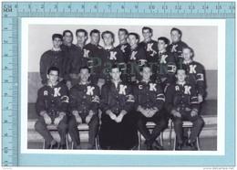 East Angus, Quebec - Club De Hockey St-Louis De France Vers 1960   - CPM - Quebec
