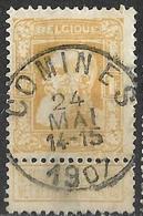 8S-781: N°80: E11: COMINES - 1905 Grosse Barbe