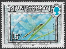 Montserrat SG891 1992 Insects 15c Good/fine Used [38/31691/1D] - Montserrat