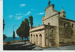 CPA - PHOTO - SANREMO - SANTUARIO - MADONNA DELLA GUARDIA - 21579 - - San Remo