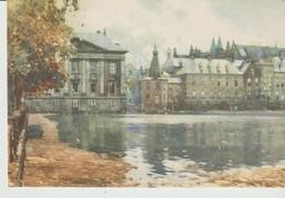 CPA - S-GRAVENHAGE - NAAR AQUAREL J. SETELIK - A. N. V. V. - OFFICE NATIONAL NÉERLANDAIS DU TOURISME - - Den Haag ('s-Gravenhage)