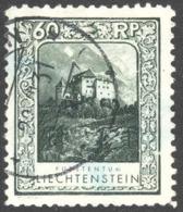 1647)  Liechtenstein 103 Gutenberg Castle 1930 - Liechtenstein