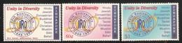 Singapore 1999 Scott 886-8 Interreligious Organization MNH** - Singapour (1959-...)
