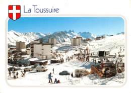 LA TOUSSUIRE Alt 1690m La Station Face Aux Aiguilles D Arves 11(scan Recto-verso) MA1036 - France