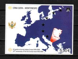 492a * MONTENEGRO BLOCK 3 * EUROPA * MICHEL 20,00 * POSTFRISCH **!! - Montenegro