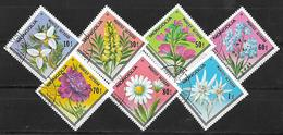 Mongolia 1979 Flowers   Used - Mongolie