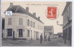 BUEL- LE BUREAU DE POSTE - France