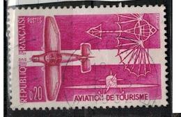 FRANCE      N° YVERT  :     1341           OBLITERE - France
