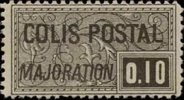 France Col-Post N** Yv:155 Yv:20 Euro Majoration (Petit Pt De Rouille) - Parcel Post