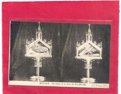 ROUJAN . LA MAIN ET LE BRAS DE Ste-MARTHE . ECRITE AU VERSO LE 13-8bre- 1929 - Frankreich