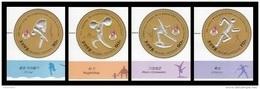 North Korea 2016 Mih. 6317/20 Olympic Games In Rio MNH ** - Corée Du Nord