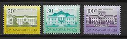 Hungary 1987 Castles MNH - Hongrie