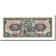 Billet, Équateur, 20 Sucres, 1986-04-29, KM:121Aa, NEUF - Equateur