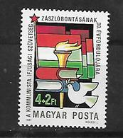 Hungary  1987 The 30th Anniversary Of The Hungarian Communist Youth Organisation  MNH - Hongrie