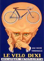 Cycle Postcard La Velo Dixi 1920 - Reproduction - Pubblicitari