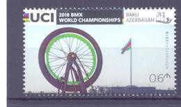 2018. Azerbaijan, BMX World Championship, 1v,  Mint/** - Azerbaïjan