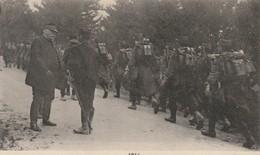 Rare Cpa Le Général Joffre Donnant Des Instructions - 1914-18